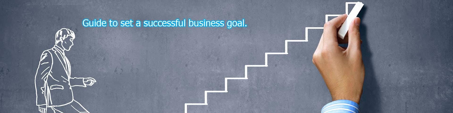 แนะนำ กำหนดเส้นทาง เป้าหมายการทำธุรกิจให้ประสบความสำเร็จ